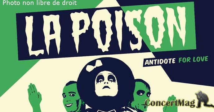 arton1399 - Le premier EP de La Poison: l'Antidote for Love