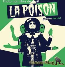 pochette ep la poison 427x441 291x300 - Le premier EP de La Poison: l'Antidote for Love