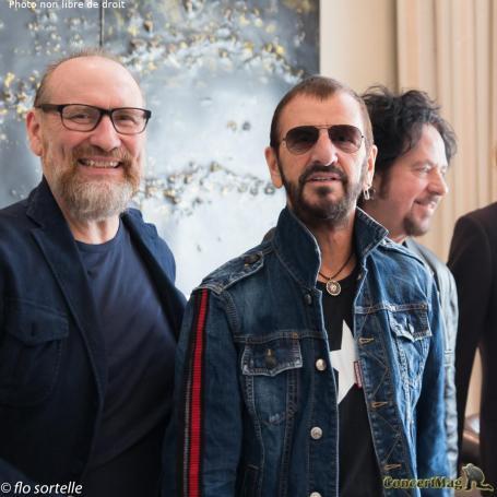 RS 1 - Ringo Starr ou une légende à Paris