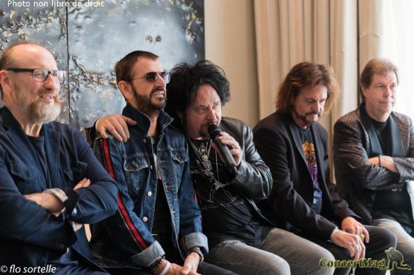 RS 6 - Ringo Starr ou une légende à Paris