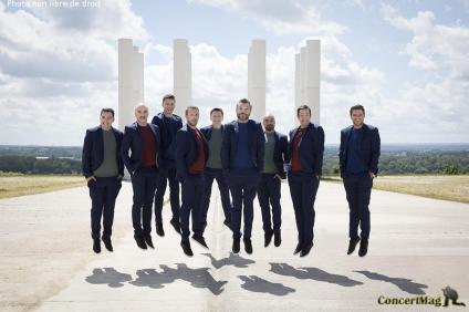 thumbnail Les compagnons7577 - Les Nouveaux Compagnons revisitent la chanson française