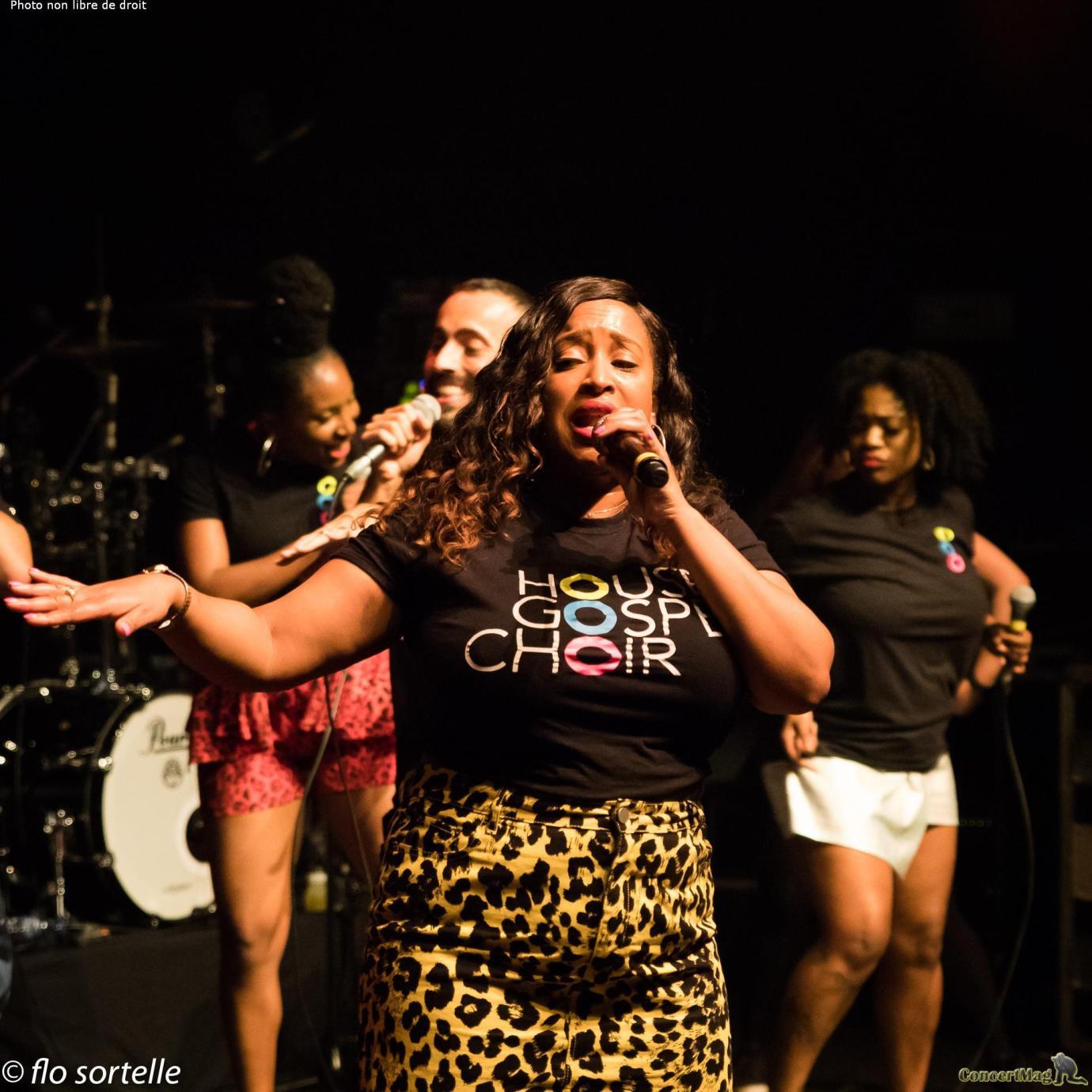 House Gospel Choir 1 1 - MaMa Festival & Convention, 2ème jour
