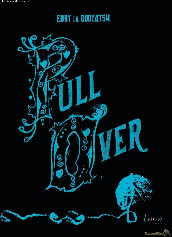 """UMM 51 A - Interview d'Eddy La Gooyatsh à l'occasion du livre CD """"Pull-Over"""""""
