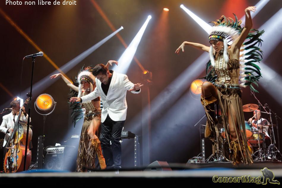 IMG 5558 DxO - 1978-2018 - 40 ans de Rock'N'Roll Les Forbans fêtent leur Anniversaire à l'Olympia