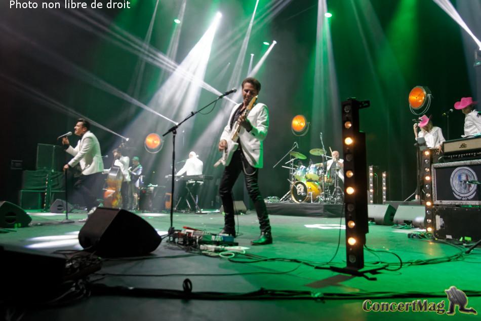 IMG 5569 DxO - 1978-2018 - 40 ans de Rock'N'Roll Les Forbans fêtent leur Anniversaire à l'Olympia