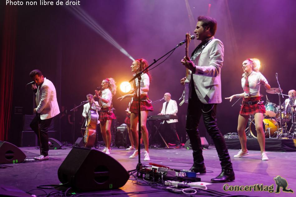 IMG 5627 DxO - 1978-2018 - 40 ans de Rock'N'Roll Les Forbans fêtent leur Anniversaire à l'Olympia