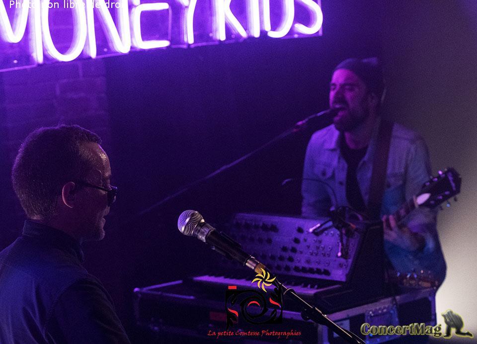 """photo 35 CM - No Money Kids : une release party de """"Trouble"""" pop et survoltée"""