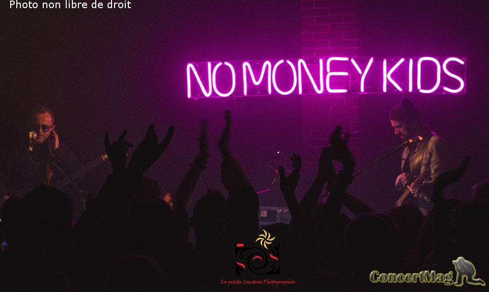"""photo 59 CM - No Money Kids : une release party de """"Trouble"""" pop et survoltée"""