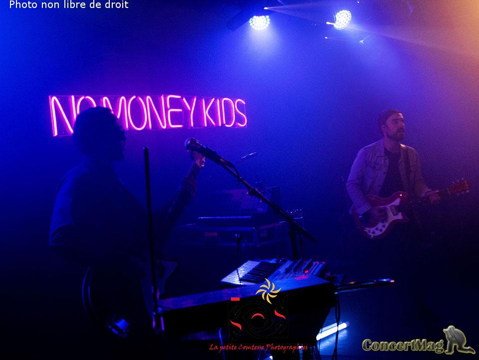 """photo 68 - No Money Kids : une release party de """"Trouble"""" pop et survoltée"""