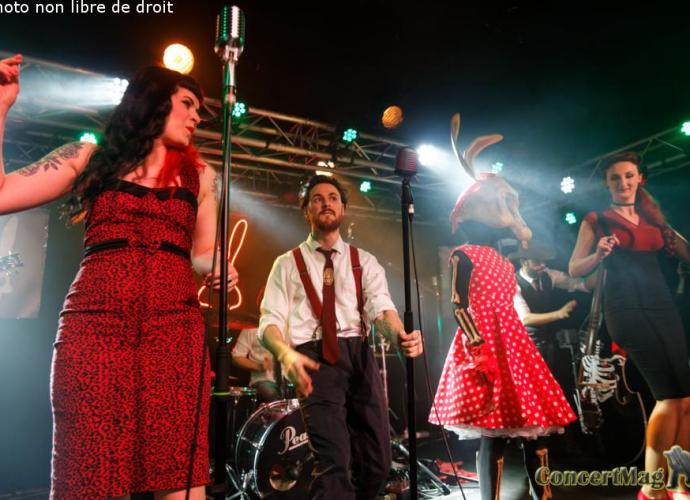 308A5260 DxO - Bunny Party - La Boule Noire, Paris - Chronique d'un metalhead presque comme les autres