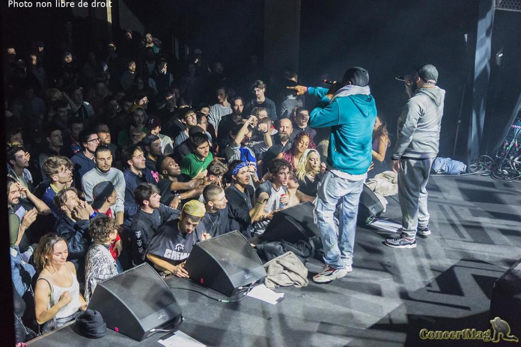 9 1024x683 - Blu Samu et Isha, le rap belge à l'honneur