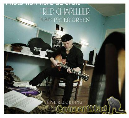 Fred Chapellier Fred Chapellier plays Peter Green - Blues Sur Suresnes [OFF]