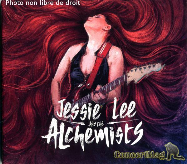 JESSIE LEE THE ALCHEMISTS - Blues Sur Suresnes [OFF]