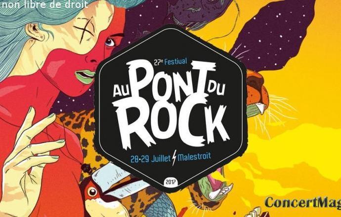 festival au pont du rock malestroit - AU PONT DU ROCK 2018