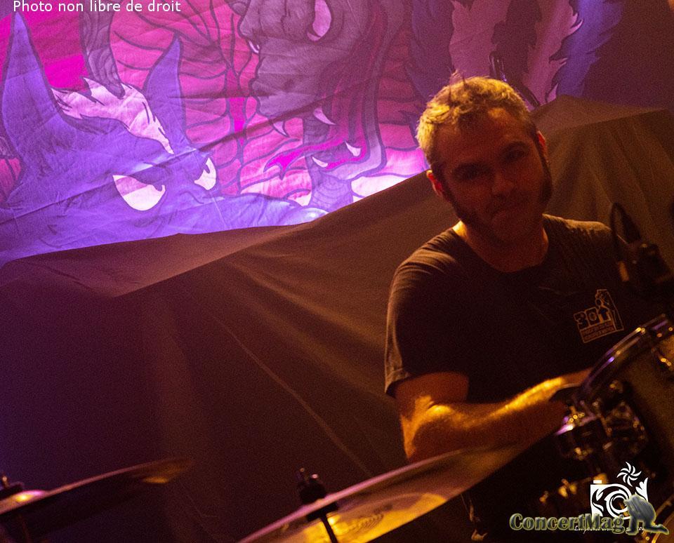 photo 56 1 - GRIMSKUNK : une légende du psych-rock-punk québécois à Petit Bain