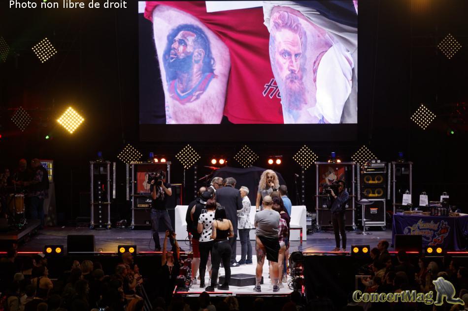 308A5339 DxO - PARIS Capitale du Tatouage durant 3 jours à la Grande Halle de La Villette