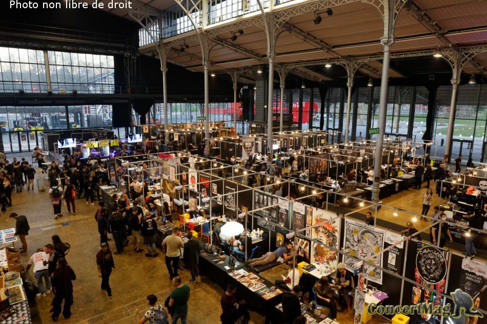 308A5360 DxO - PARIS Capitale du Tatouage durant 3 jours à la Grande Halle de La Villette