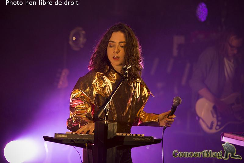 IMG 7674 - Cléa Vincent à la Cigale - Le mardi 9 avril 2019