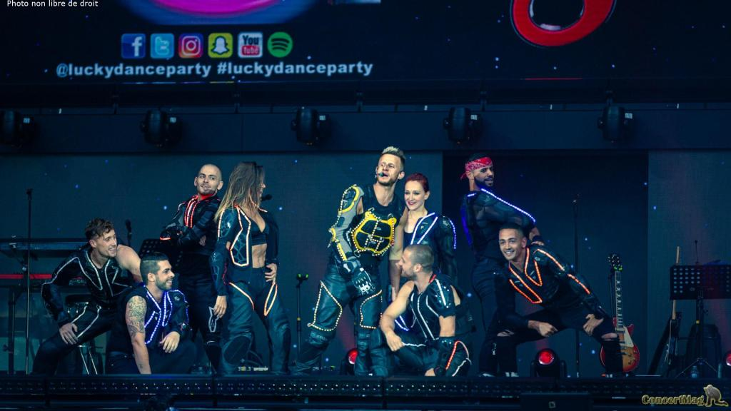 Lucky 12 1 - Stars 80 & Friends