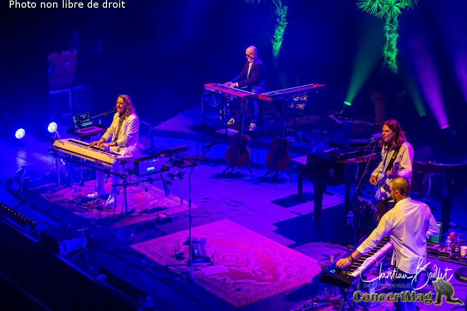Christian Baillet Paris 2019 Roger Hidgson Olympia 10 - Roger Hodgson à l'Olympia, « Something Never Change ».