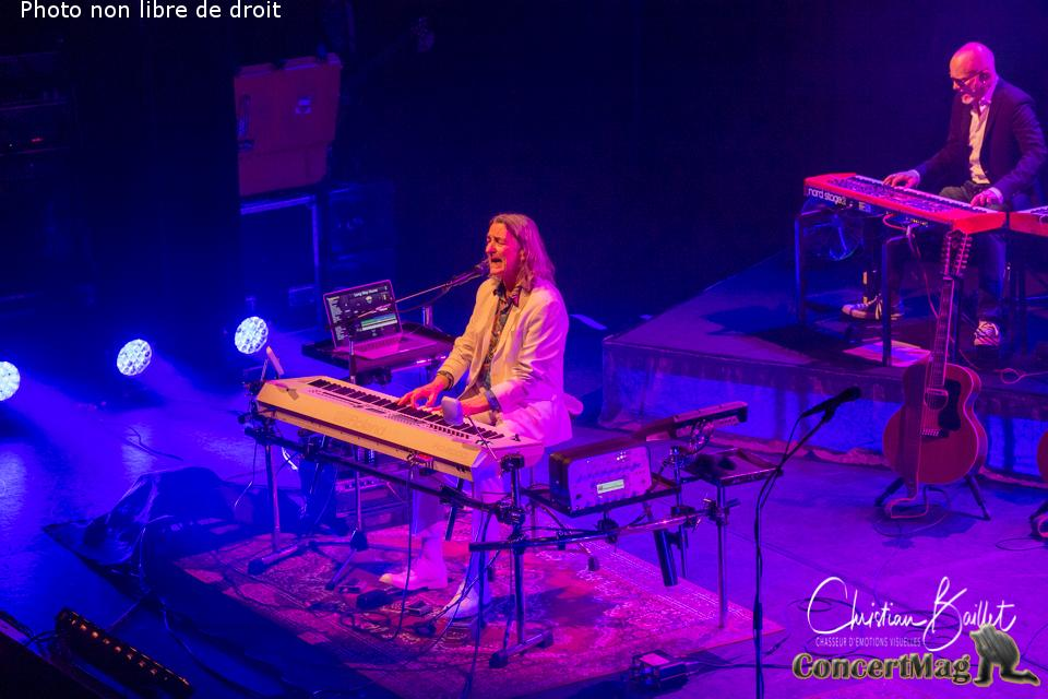Christian Baillet Paris 2019 Roger Hidgson Olympia 11 - Roger Hodgson à l'Olympia, « Something Never Change ».