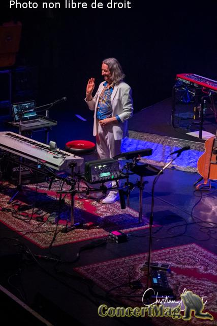 Christian Baillet Paris 2019 Roger Hidgson Olympia 2 1 - Roger Hodgson à l'Olympia, « Something Never Change ».