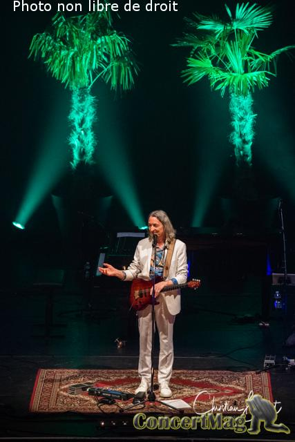 Christian Baillet Paris 2019 Roger Hidgson Olympia 21 - Roger Hodgson à l'Olympia, « Something Never Change ».