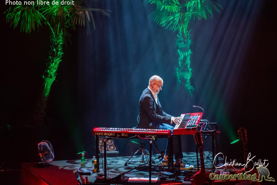 Christian Baillet Paris 2019 Roger Hidgson Olympia 30 - Roger Hodgson à l'Olympia, « Something Never Change ».