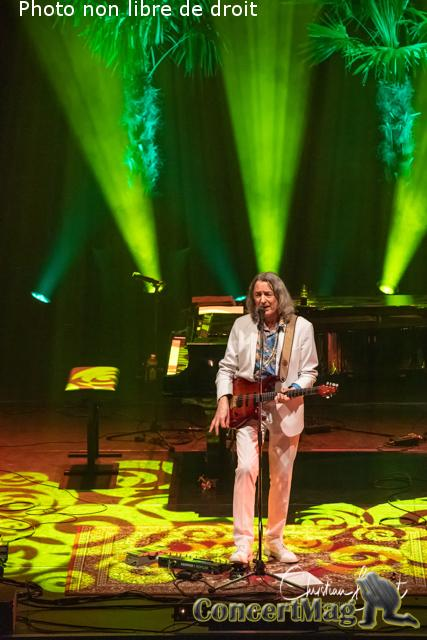Christian Baillet Paris 2019 Roger Hidgson Olympia 34 - Roger Hodgson à l'Olympia, « Something Never Change ».
