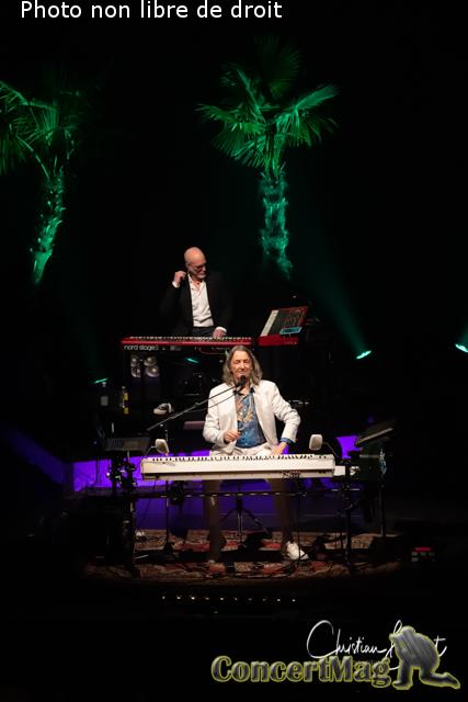 Christian Baillet Paris 2019 Roger Hidgson Olympia 36 - Roger Hodgson à l'Olympia, « Something Never Change ».