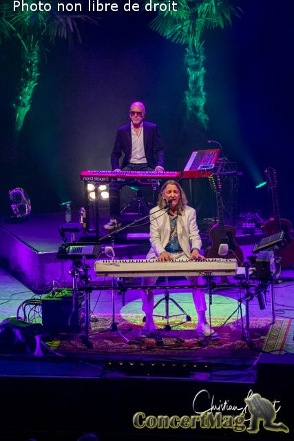 Christian Baillet Paris 2019 Roger Hidgson Olympia 37 - Roger Hodgson à l'Olympia, « Something Never Change ».