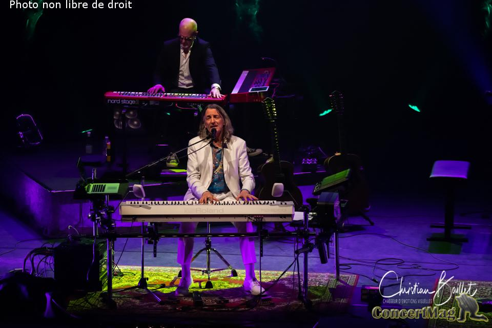 Christian Baillet Paris 2019 Roger Hidgson Olympia 39 - Roger Hodgson à l'Olympia, « Something Never Change ».