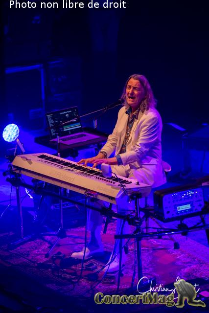 Christian Baillet Paris 2019 Roger Hidgson Olympia 8 - Roger Hodgson à l'Olympia, « Something Never Change ».