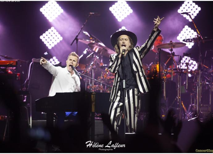 03.Take That Grand Rex 13 06 2019© - TAKE THAT au Grand Rex, un voyage vers les souvenirs de notre adolescence...