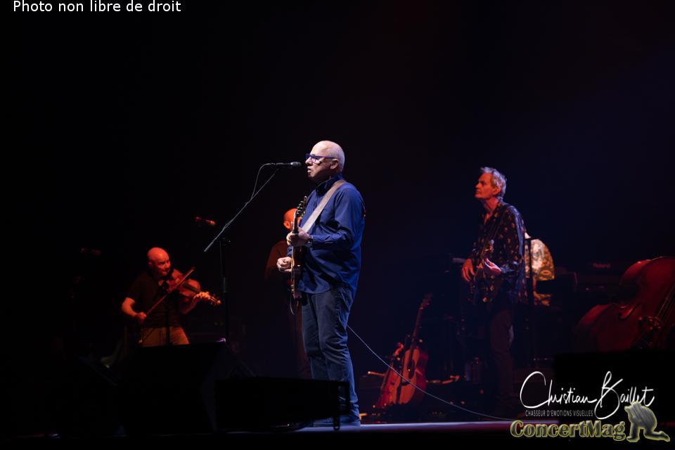Christian Baillet Paris 2019 Mark Knopfler AccorHotels Arena 13 - Mark Knopfler en concert à Bercy, The Sultan Of Swing, l'un des derniers «guitare héros» !