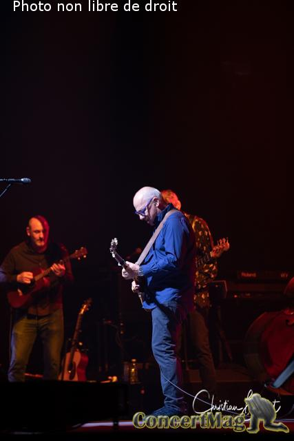 Christian Baillet Paris 2019 Mark Knopfler AccorHotels Arena 17 - Mark Knopfler en concert à Bercy, The Sultan Of Swing, l'un des derniers «guitare héros» !