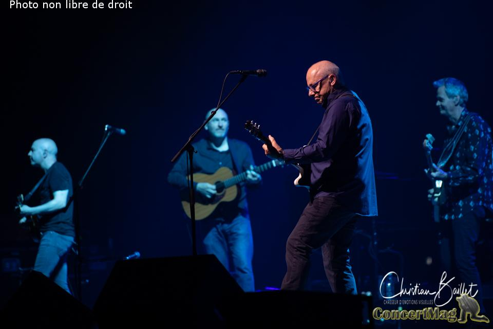 Christian Baillet Paris 2019 Mark Knopfler AccorHotels Arena 21 - Mark Knopfler en concert à Bercy, The Sultan Of Swing, l'un des derniers « guitare héros » !