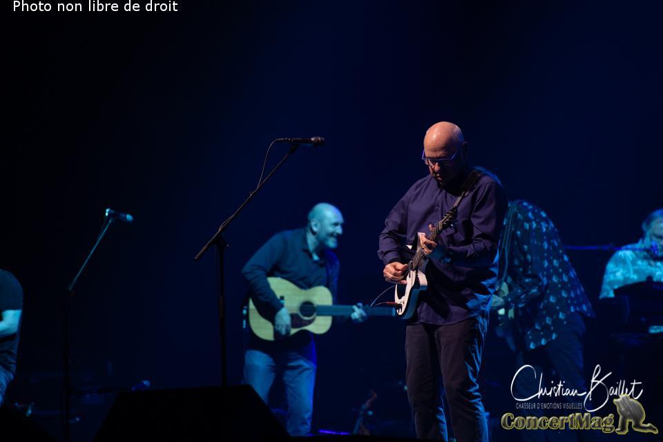Christian Baillet Paris 2019 Mark Knopfler AccorHotels Arena 22 - Mark Knopfler en concert à Bercy, The Sultan Of Swing, l'un des derniers «guitare héros» !