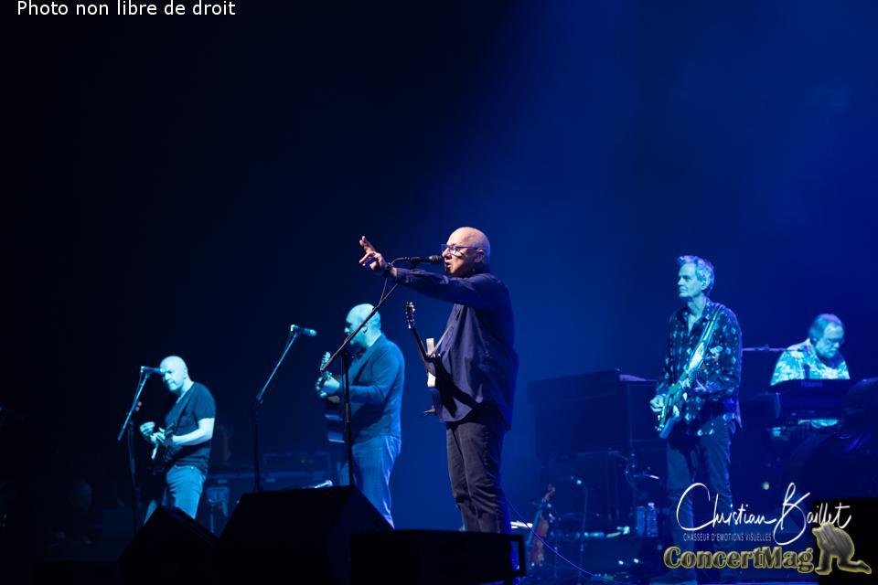 Christian Baillet Paris 2019 Mark Knopfler AccorHotels Arena 25 - Mark Knopfler en concert à Bercy, The Sultan Of Swing, l'un des derniers «guitare héros» !