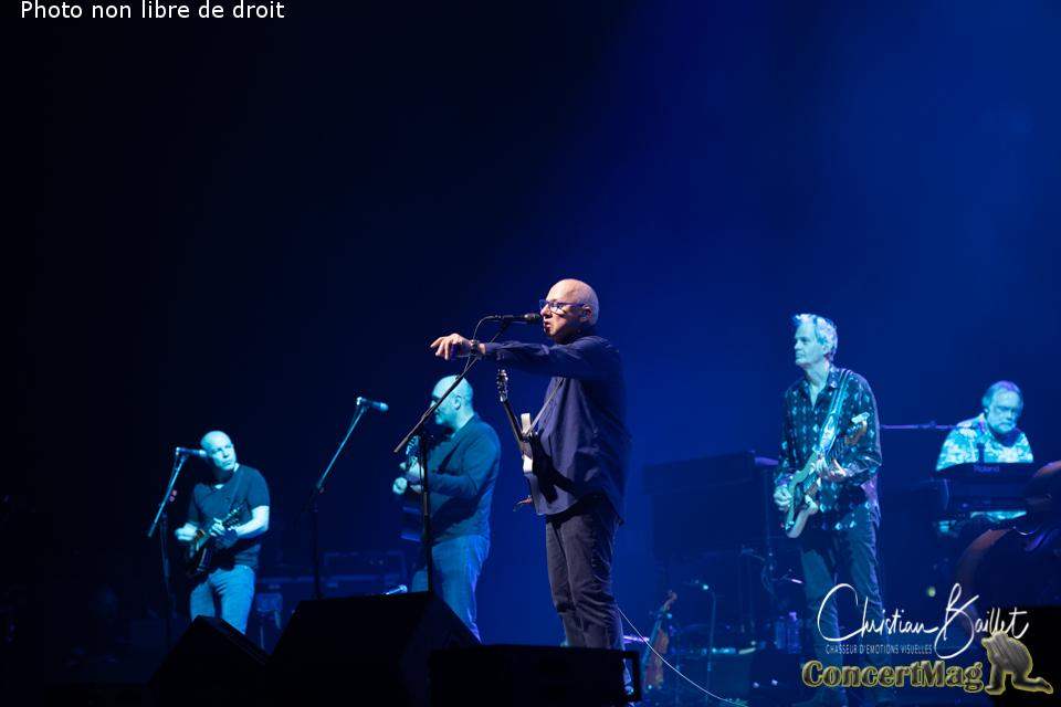Christian Baillet Paris 2019 Mark Knopfler AccorHotels Arena 26 - Mark Knopfler en concert à Bercy, The Sultan Of Swing, l'un des derniers « guitare héros » !