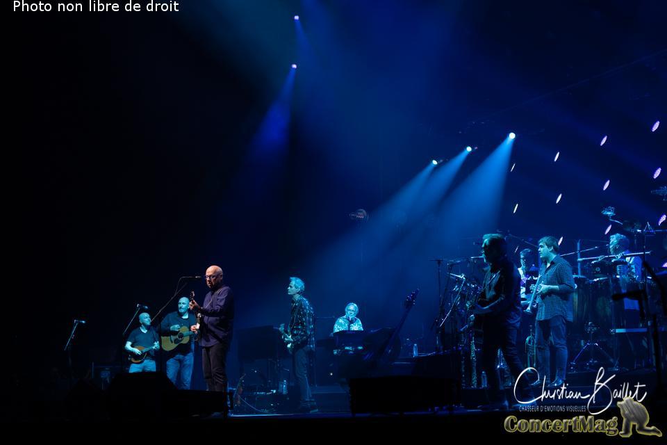 Christian Baillet Paris 2019 Mark Knopfler AccorHotels Arena 28 - Mark Knopfler en concert à Bercy, The Sultan Of Swing, l'un des derniers «guitare héros» !