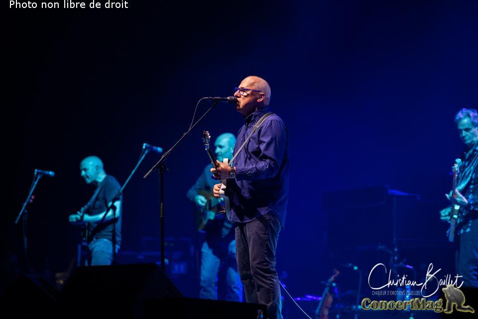 Christian Baillet Paris 2019 Mark Knopfler AccorHotels Arena 29 - Mark Knopfler en concert à Bercy, The Sultan Of Swing, l'un des derniers «guitare héros» !