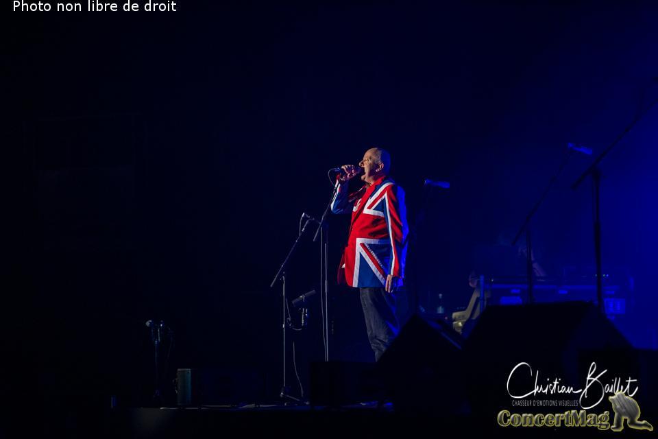 Christian Baillet Paris 2019 Mark Knopfler AccorHotels Arena 3 - Mark Knopfler en concert à Bercy, The Sultan Of Swing, l'un des derniers «guitare héros» !