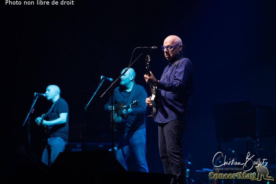 Christian Baillet Paris 2019 Mark Knopfler AccorHotels Arena 30 - Mark Knopfler en concert à Bercy, The Sultan Of Swing, l'un des derniers «guitare héros» !