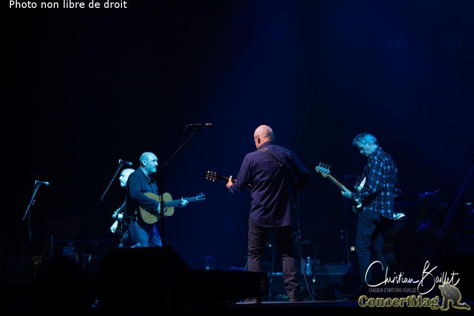 Christian Baillet Paris 2019 Mark Knopfler AccorHotels Arena 33 - Mark Knopfler en concert à Bercy, The Sultan Of Swing, l'un des derniers «guitare héros» !