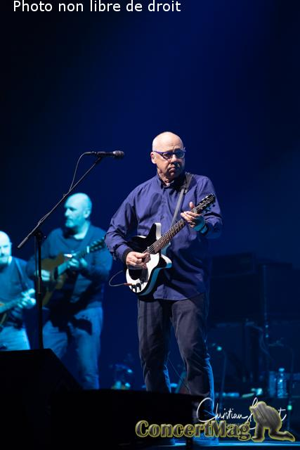 Christian Baillet Paris 2019 Mark Knopfler AccorHotels Arena 35 - Mark Knopfler en concert à Bercy, The Sultan Of Swing, l'un des derniers « guitare héros » !