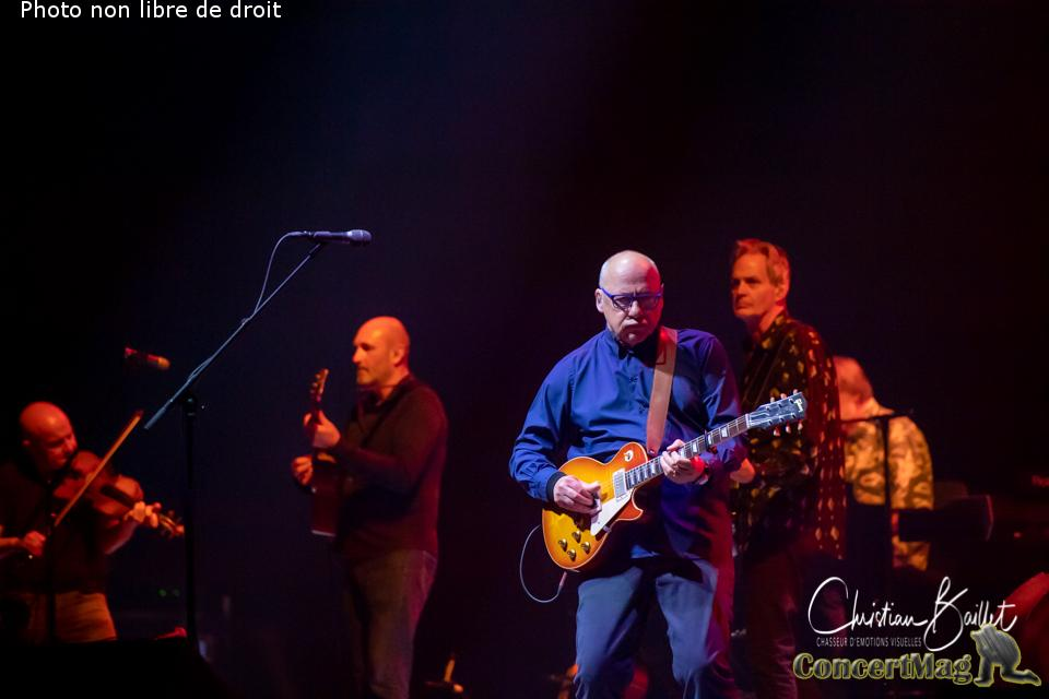 Christian Baillet Paris 2019 Mark Knopfler AccorHotels Arena 7 - Mark Knopfler en concert à Bercy, The Sultan Of Swing, l'un des derniers « guitare héros » !