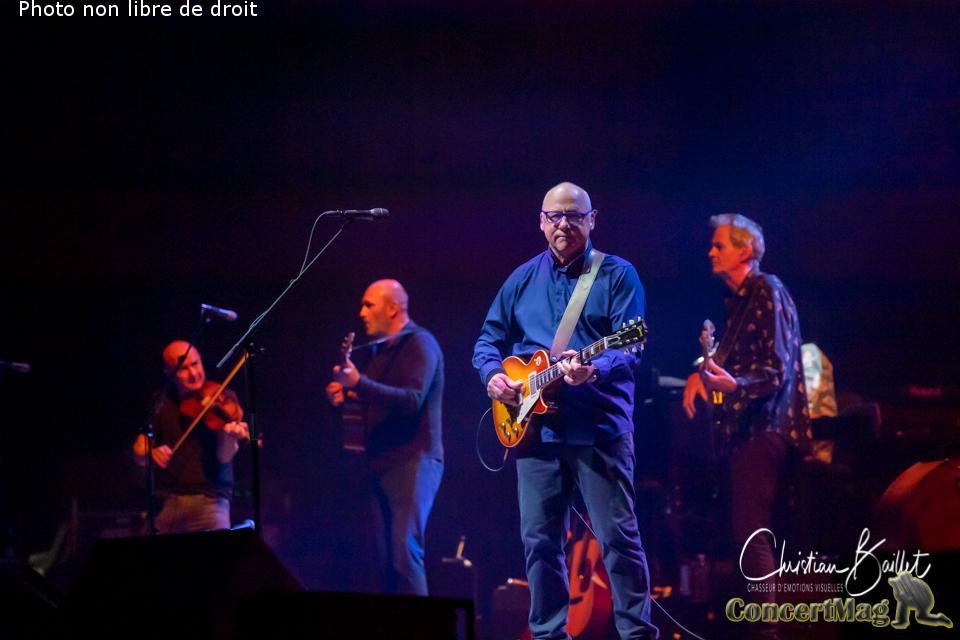 Christian Baillet Paris 2019 Mark Knopfler AccorHotels Arena 8 - Mark Knopfler en concert à Bercy, The Sultan Of Swing, l'un des derniers «guitare héros» !