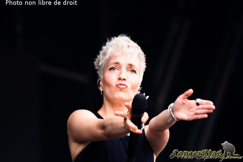 IMG 2563 - Les Nuits Secrètes : Jeanne Added , la petite boxeuse rock-électro