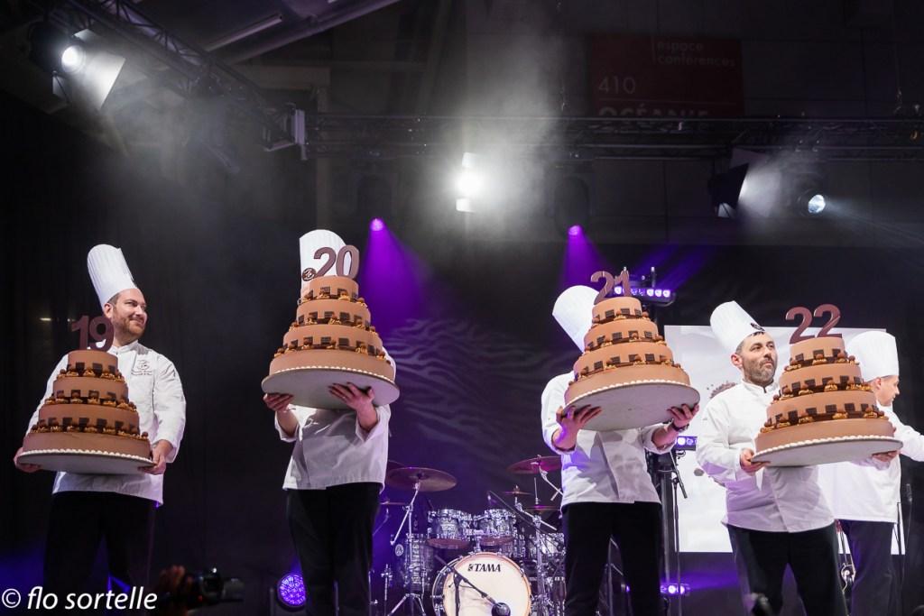 Chocolat Inauguration 11 - Salon du chocolat 2019 : défilé concert pour l' inauguration